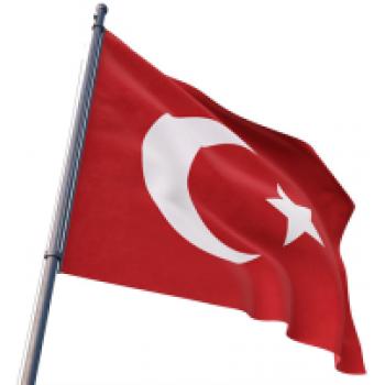 Gönder Bayrağı - Türk Bayrağı