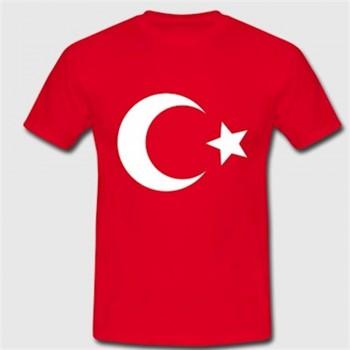 Türk Bayraklı Tişörtler